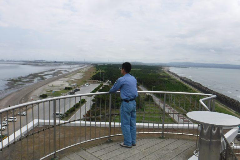 千葉県 富津岬